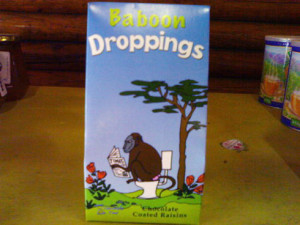 baboon-droppings